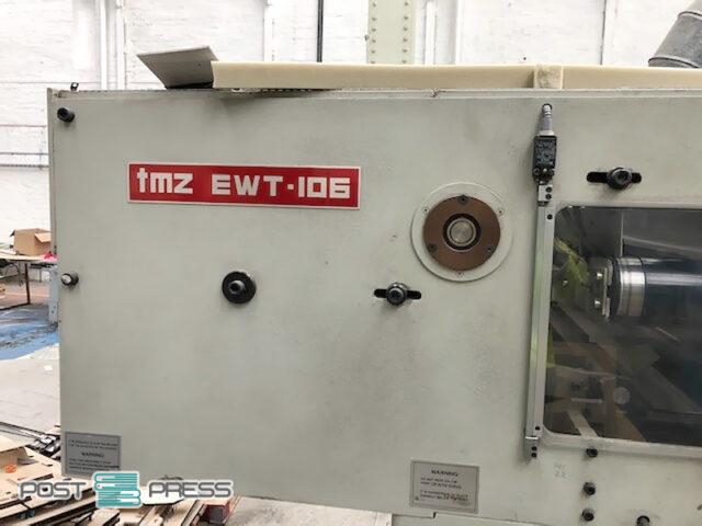 die-cutting machine TMZ EWT-106 (age 1999)