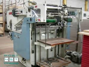 вырубной автомат TMZ Unicutter 5000 б/у