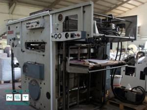 Вырубной автомат TMZ Unicutter 6000 (1985)
