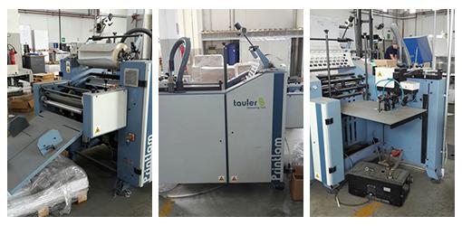 односторонний термоламинатор Tauler Printlam B2 (2009 год)