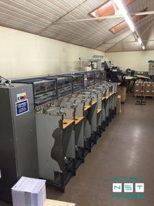 вакуумная горизонтальная подборка Theisen & Bonitz B 310 HP (10 лотков)