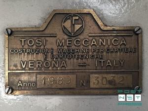 тигель 85x120 Tosi Delta (Италия)