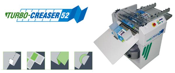 перфорационно-биговальная машина Turbo Creaser 52 (Agor SL)