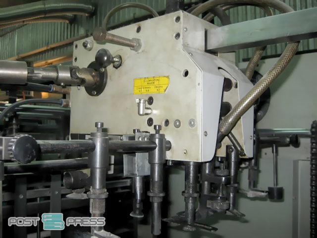 выборочное лакирование Tymi USTAR-36 (2007 год)
