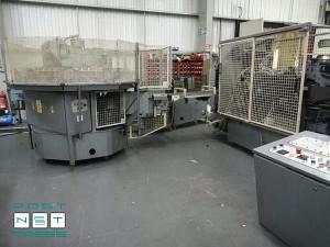 штриховально-обжимной пресс Stahl EP 260 (VBF BL-200)