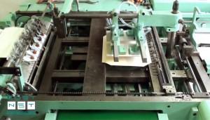 Wegra BD-15 (загибка клапанов)