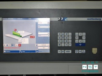 """компьютер тип CP6721-1015-0010 (12"""" сенсорный экран)"""
