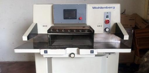 Wohlenberg 76, 2000 года, после восстановления