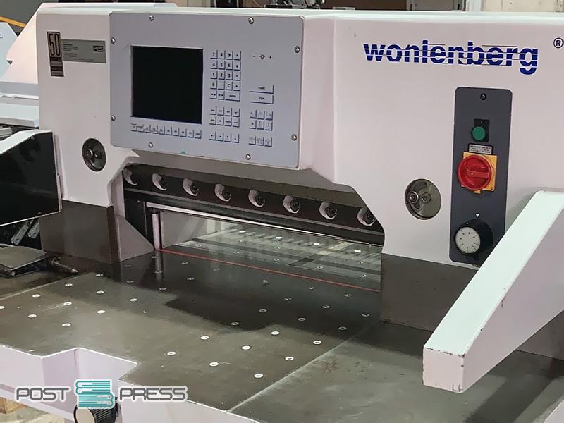 Wohlenberg 76 cut-tec (1999 год)