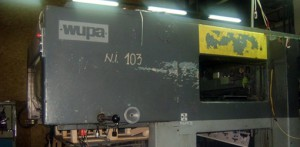 Wupa PS 4.1, 1985 год
