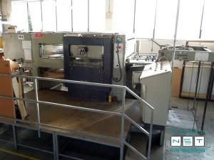 высекательный автомат WUPA PS 4.1 (1974-2007 год)