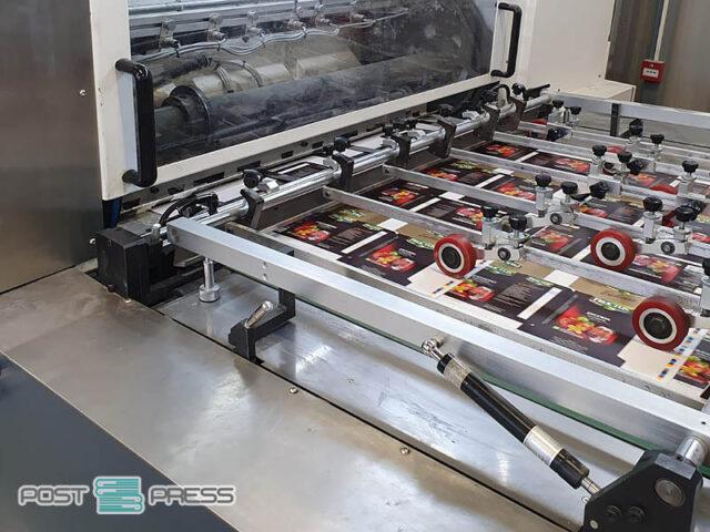 автоматический пресс для тиснения и высечки Yawa TDS 1060 (2018)
