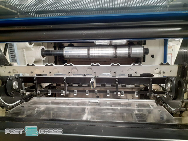 estampage à chaud et découpe Yawa TYM-790 (2007)