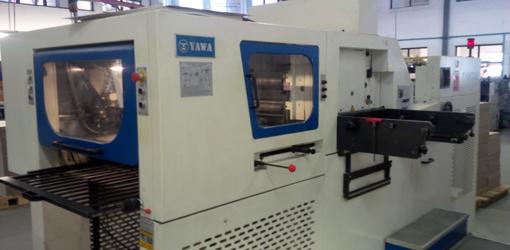 Автоматический пресс для вырубки и тиснения Yawa TYM 790 (2007)