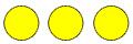 код 3 Dot-Code (желтый)