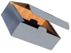 4-точечная коробка с крышкой