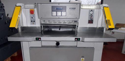 гильотина Adast Maxima MS-80 PSE, 1999 год (б/у)