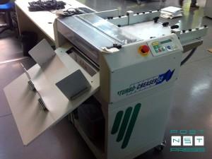перфорационно-биговальная машина Agor Turbo Creaser 52 (2008)