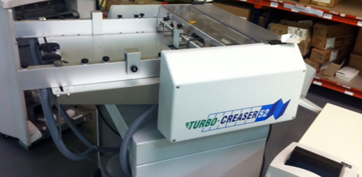 биговально-перфорационная машина Turbo Creaser 52 (2008 год выпуска)