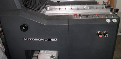 Autobond SD 76, 1999 год выпуска