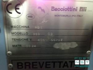 Bacciottini ROL 110GB (Bacciottini F.lli S.N.C.)