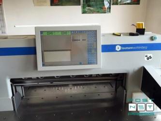 бумагорезательная машина Wohlenberg 92 (2012 год)