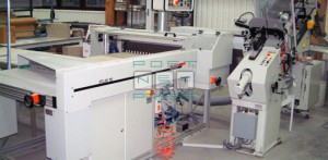 автоматическая линия для производства этикеток Blumer Atlas 115