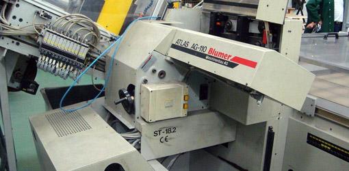Blumer Atlas AG-110, 1998 г.в.