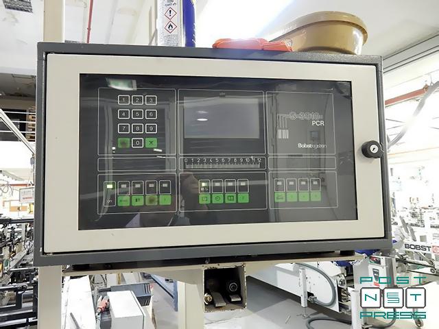 cчитыватель кодов S 3910 PCR (Bobst Media 100 III-A2)