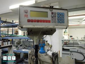 4- канальный контроллер подачи холодного клея (дисперсия) HHS C-1100 с 3-мя форсунками