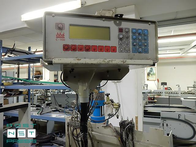 4-канальный контроллер подачи холодного клея HHS C-1100