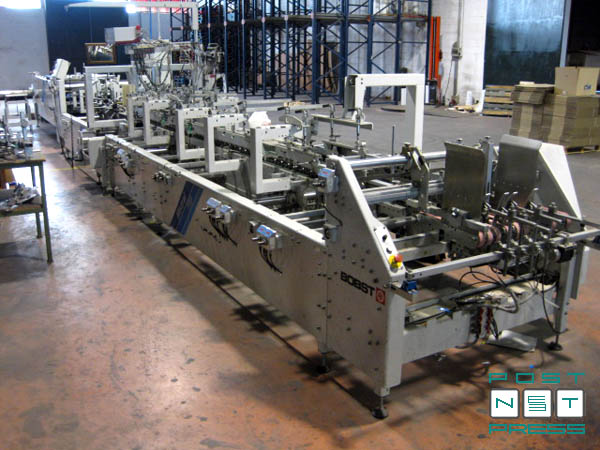 Bobst Mistral 110 (2005 год)