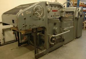 высекательные пресса Bobst SP 900/SP 900-E