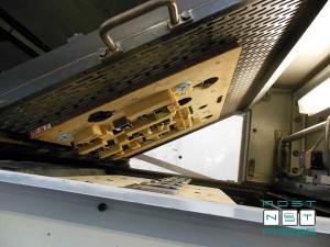 штанцевальная секция Бобст SP-1080E (высечка)