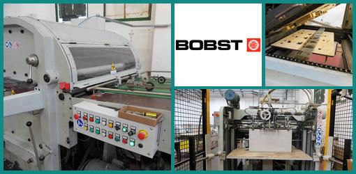 штанцевальный агрегат Bobst SP 1080-E (восстановленный)