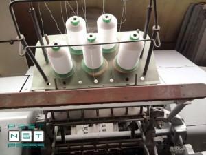 ниткошвейная машина BREHMER 381/1eA3, 1983 г.в.