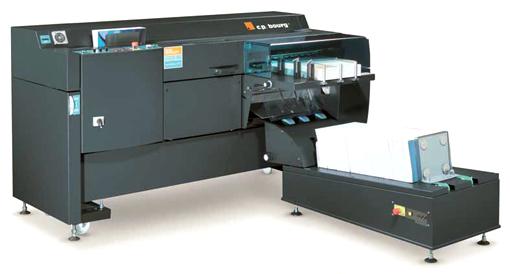 термоклеевая машина C.P. Bourg BB3001 (термобиндер)