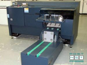термоклеевая машина C.P. Bourg 3001 с конвейером BBR (2003 год)