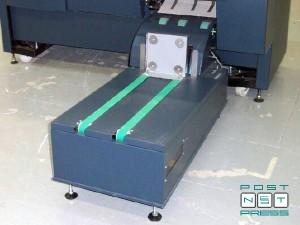 автоматический моторизированный приемный конвейер BBR (BB3001)