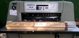 гильотина Corta 72 P electronic (1988 год)