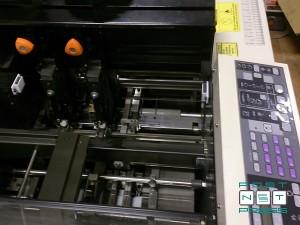 брошюровщик Duplo DBM-250 (прошивка 2 головки Hohner, фальцовка)