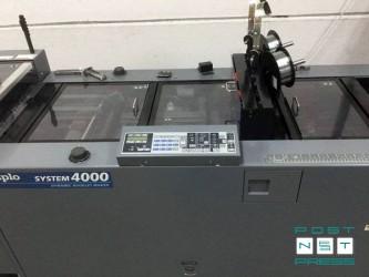 брошюровальный модуль Duplo DBM 400 + DBM 400T (Duplo 4000)