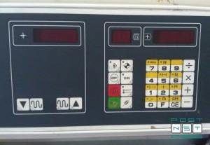 компьютер CNC гидравлический резак для бумаги EBA Multicut 10/550 (б/у)