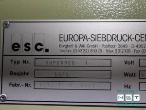 ESC Supermec 1 (1991 год выпуска)