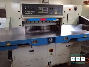 одноножевая резательная машина Eurocutter 920 (2007 год)