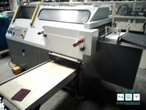 машина КБС Eurobind 500 (аналог Heidelberg EB 500), б/у
