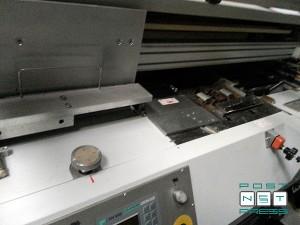 клеевая станция Eurobind 500 (проклейка корешка и боковая проклейка)