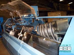 швейный автомат Smyth Freccia 120-4D (4+4), Италия