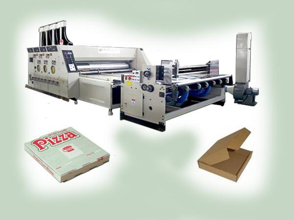 автоматическая машина для производства коробок пиццы (пр-во Китай)