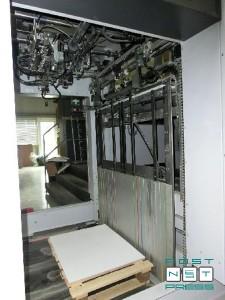 самонаклад штанцавтомата Гейдельберг Dymatrix 105 CS (non-stop)